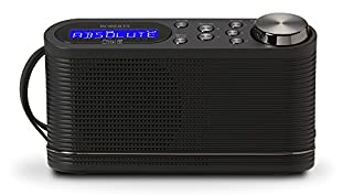 Roberts Radio Play10 DAB/DAB+/FM Digital Radio with Simple Presets - Black (B008VPBDYI) | Amazon Products