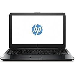 HP 15-be020TU 15.6-inch FULL HD Laptop (6th Gen Core i3-6006U/4GB/1TB/FreeDOS 2.0/Integrated Graphics), Sparkling Black