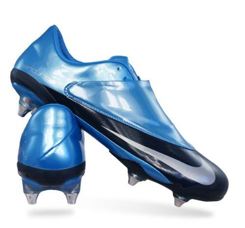 Nike Jungen JR HYPERVENOM IC Fußballschuhe (Race Schuhe) blau Größe:, blau Blau