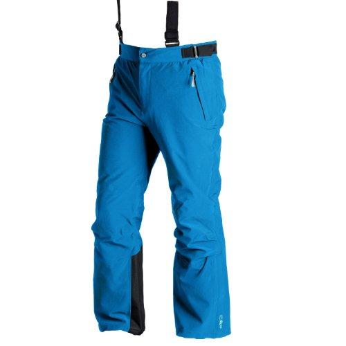 CMP, Pantaloni da sci, Uomo, Blu (Ozeanblau), 50, Blu (Ozeanblau), 50