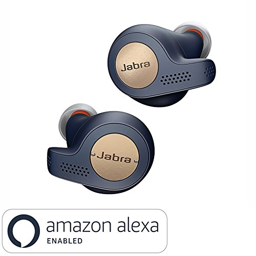 Jabra Elite Active 65t True Wireless Earbuds and Charging Case