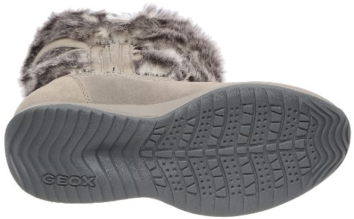 Geox - Donna Energy Walk St, Stivali Donna Marrone (Taupe (C6029))
