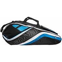 Babolat RH X 12 Team Line Fundas para Raquetas de Tenis, Unisex Adulto, Azul, Talla Única