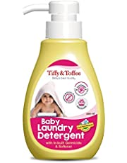 Tiffy & Toffee Baby Laundry Detergent with In-Built Germicide and Softener, 200ml