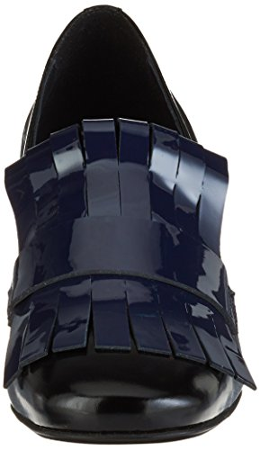 Marc Cain HB SD.06 L17, Scarpe Col Tacco Donna Mehrfarbig (space blue)