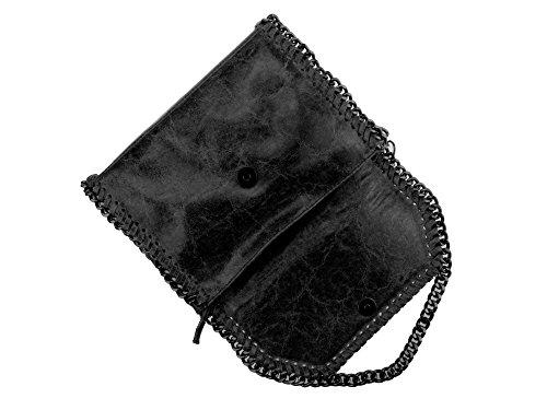 bag2basics, Borsa tote donna Nero (nero)