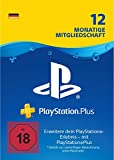 PlayStation Plus Mitgliedschaft | 12 Monate | PS4 Download Code - deutsches Konto -