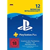 PS4: PlayStation Plus Mitgliedschaft | 12 Monate | PS4 Download Code - deutsches Konto