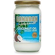 Aceite de Coco Gourmet Virgen Extra 0,35L, de las ISLAS FIJI, aceite de coco natural, extracción en frío, aceite de coco dieta, aceite de coco belleza, aceite de coco piel.