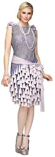 20er Jahre Kostüm für Damen - Der große Gatsby Daisy - S