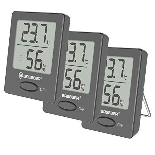 Weka Misst Temperatur und Luftfeuchtigkeit
