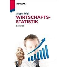 Wirtschaftsstatistik (De Gruyter Studium)