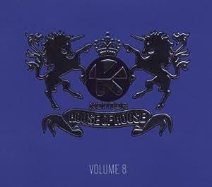 Kontor House of House Vol.8 [3 CD-Set]