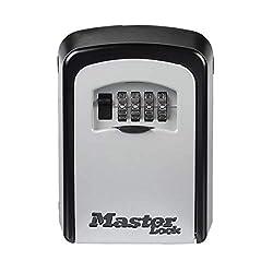 MASTER LOCK Schlüsseltresor [Medium] [Wandhalterung] - 5401EURD - Schlüsselsafe