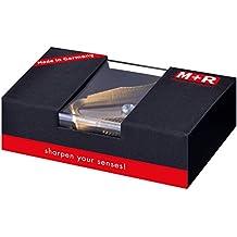 M + R 706001000Sacapuntas Forma en cuña Fácil latón regalo del paquete