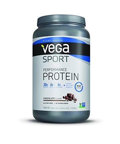 Proteína deporte de rendimiento, sabor a chocolate, el 29,5 oz (837 g) -...
