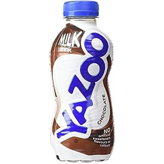 Yazoo Chocolate Milk Drink 300 ml (Pack of 12)