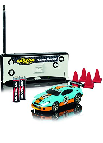 "Carson 500404110 - 1:60 Nano Racer ""Classic Boss"", 100% RTR"