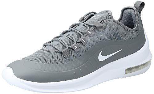 Nike Herren AIR MAX AXIS Sneakers, Grau (Cool Grey/White 002), 46 EU