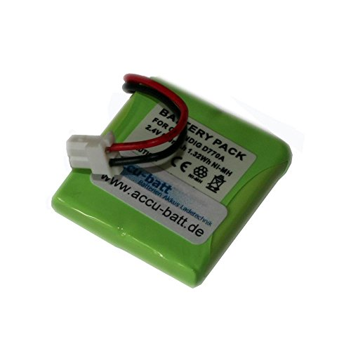Akku für Schnurlos-Telefone Grundig D770A (SN1352)