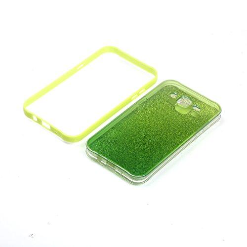 Voguecase® für Apple iPhone 7 Plus 5.5 hülle, Schutzhülle / Case / Cover / Hülle / TPU Gel Skin (Rot Fuchs 02) + Gratis Universal Eingabestift Grün