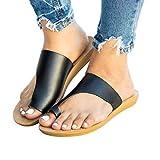 yeehao Zapatos de Sandalias con Plataforma cómoda de Mujer Zapatos de Viaje de Playa para el Verano Negro