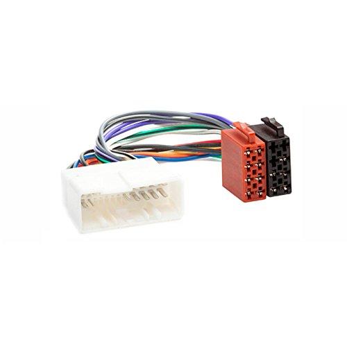 carav 12-014ISO Radio Adapter für Hyundai 2004+ (Select Modelle)/Kia 2004+ (Select Modelle) Draht Verkabelung Anschluss führen Loom Kabel Plug Adapter Stereo Car Stereo Wire Adapter