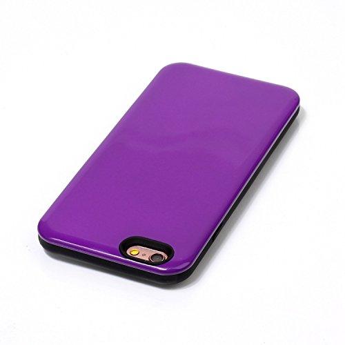 2017 Ekakashop iphone 7 4.7 pollici Custodia, 2-in-1 ultra sottile-Fit molle flessibile di caso Cover posteriore per iphone 7, Ragazza Ragazzo Crystal Clear Soft Cover gel TPU Silicone Protezione Sott C #10