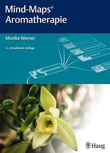 Mind-Maps Aromatherapie by Monika Werner (2012-11-21)