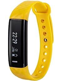 Sonata Rush Digital Black Dial Unisex's Watch-SWD77087PP02