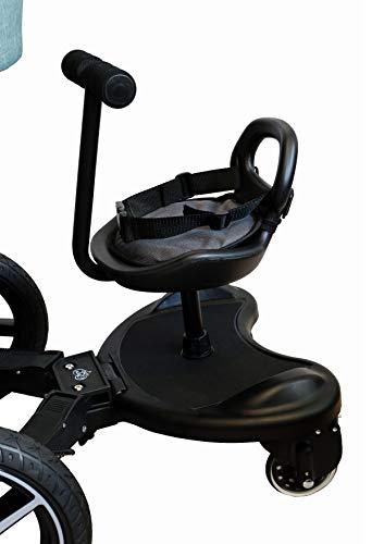 Buggy Board Buggyboard Con Sedile Per Passeggino Elternstolz