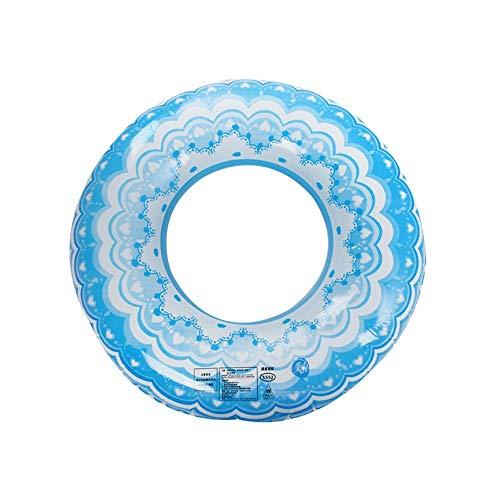Sensecrol Aufblasbare Lounger Tube Float Pool Spielzeug, Schwimmring Sommer Schönes Design Stil Schwimmring für Männer Frauen -
