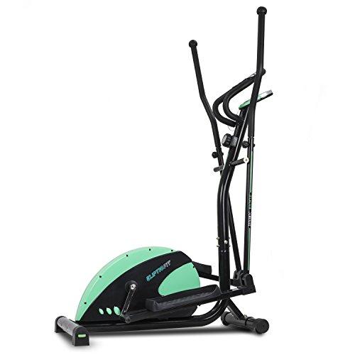 Bicicleta-elptica-Eliptic-Fit-de-Cecotec-Sistema-frenado-magntico-Volante-inercia-6-Kg-8-niveles-resistencia-Pulsmetro-Estabilizadores-Pantalla-LCD-Ruedas