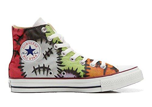 Converse Customized Adulte - chaussures coutume (produit artisanal) Fantasy 2 Converse