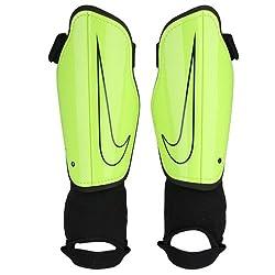 Nike Kinder Schienbeinschoner Charge, Volt/Black, M, SP2079-702