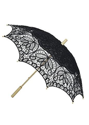 Renaissance Lace Parasol - Sun Umbrella