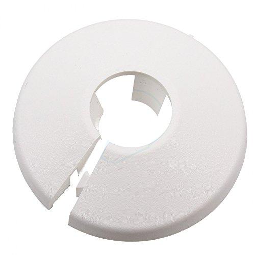 Talon PC35/05Rohr, Halsband, weiß, 35mm, Set 5Stück