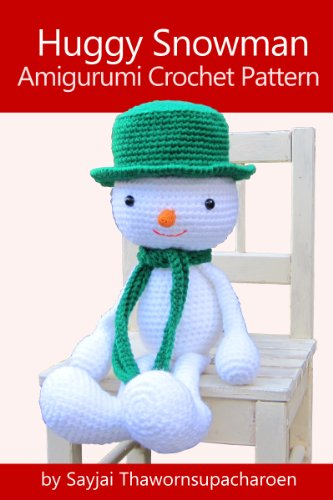 Snowman Amigurumi Crochet Pattern Christmas Ebook