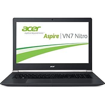 Acer Aspire V 17 Nitro (VN7-791G-584H) 43,9 cm (17,3 Zoll Full HD) Notebook (Intel Core i5-4210H, 8GB RAM, 508GB SSHD, NVIDIA GeForce 940M, DVD, Win 10 Home) schwarz