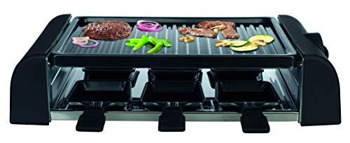 'raclette grill raclette friends raclette e griglia barbecue temperatura regolabile
