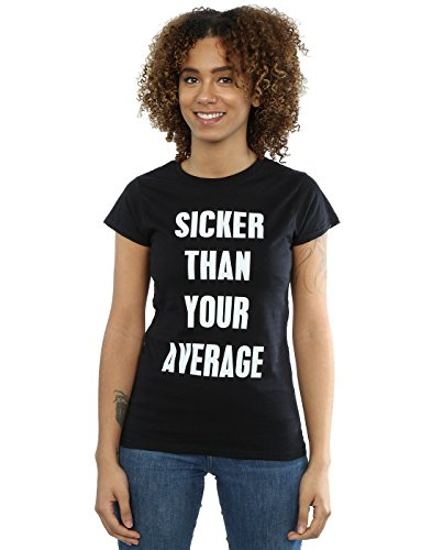 Notorious BIG Femme Slicker Than Your Average T-Shirt Noir