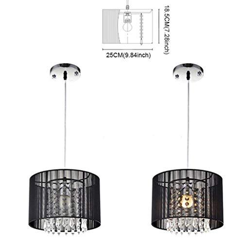 JZX Lampe de Salon Minimaliste Moderne, Lampe de Chambre à Coucher, Lampe de Salle à Manger, Lampe Fixe de Mode Maiso