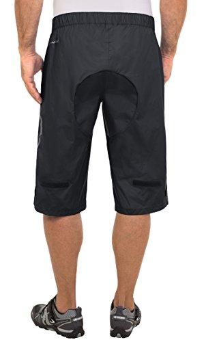 VAUDE Herren Hose Tremalzo Rain Shorts black