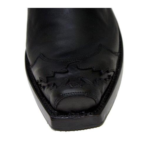 Mezcalero , Boots biker homme Noir - Noir