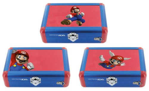 Valise de transport DS/DS Lite - Version Mario