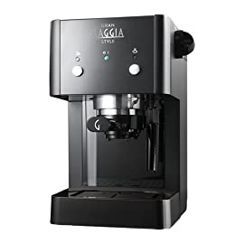 Gaggia m/coffee making large acacia style
