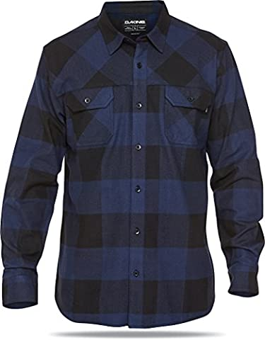 Dakine Cascade L/S Flannel Shirt–Men's, Men, Hemd CASCADE L/S FLANNEL,