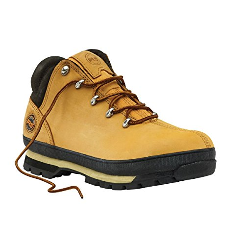 Timberland Pro Splitrock Pro Safety Boots Wheat Size 8