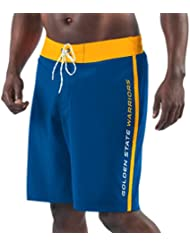 "Golden State Warriors NBA G-III ""Endurance"" Men's Boardshorts Swim Trunks"