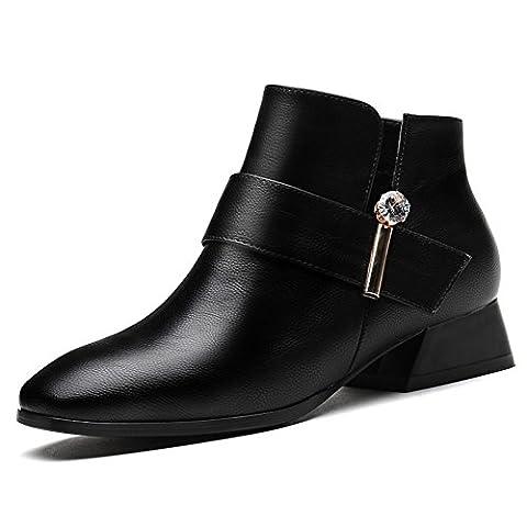 Talons de dames et bottes courtes,nouvelles chaussures d